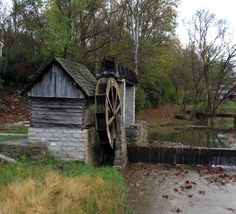 Bardstown Mill. In Bardstown Historic Village - in Bardstown - 310 East Broadway. Nelson Co - KY.