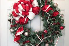 Playing In Red = Christmas is coming by Libbey on Etsy