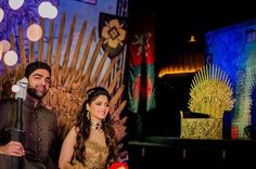 "This Mumbai Couple Had A ""Game Of Thrones"" Sangeet And It Was Everything"