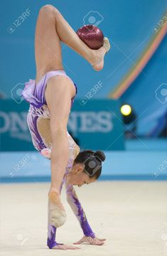 Image result for rhythmic gymnastics