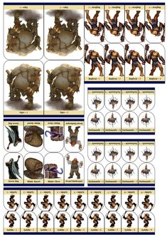 Critical image in d&d 5e monster tokens printable