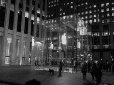 New York - Black and white