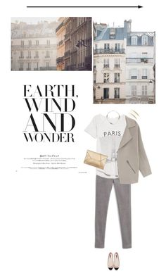 """day in paris"" by miss-milika ❤ liked on Polyvore featuring MANGO, Haussmann, Zara, Acne Studios and Topshop"
