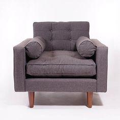 Pascal Armchair - furniture
