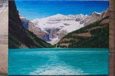 Lake Louise - via @Craftsy