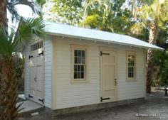 Garden Sheds Florida custom gable, hipped & mimo garden sheds in florida | historic