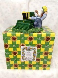 John Deere Decor, Dixie Belle Paint, Tractor, Camo, Decorative Boxes, Camouflage, Tractors, Military Camouflage, Decorative Storage Boxes