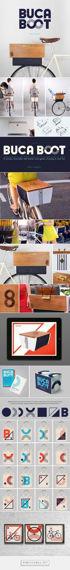 Buca Boot Branding & Product Design on Behance - created via http://pinthemall.net