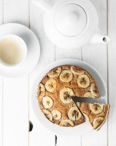 gesunder Bananenkuchen
