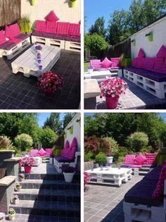 sillones para terraza