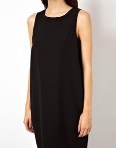Image 3 ofASOS Midi Dress In Ovoid Shape