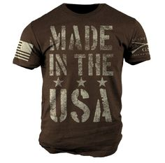 Grunt Style Made in the USA This We'll Defend