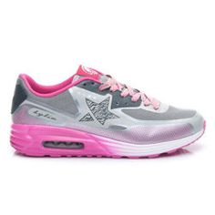 Colorful sneakers for women Trainers for women in sporty style. Inspired by the popular Air Max shoes. Standard lacing allows for a perfect fit you did. Thick sole absorbs and is resistant to abrasion. Highly finished heel stabilizes the foot in the shoe. Great addition to youth styling. Material: artificial leather, textile https://cosmopolitus.eu/product-eng-42842-Colorful-sneakers-for-women.html #Womens #sports #sneakers #laced #sneakers #forrunning #mustache #fashionable #sneakers