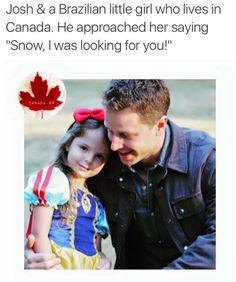 Josh Dallas - he always finds snow white Once Upon A Time Funny, Once Up A Time, Josh Dallas, Ouat Cast, Captain Swan, Look At You, Prince Charming, Best Shows Ever, Best Tv