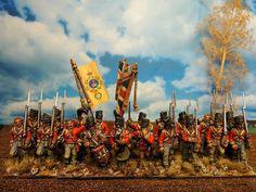 Warlord plastic british infantry by Francesco Thau