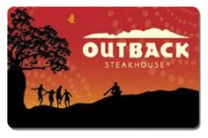$10 Outback Steakhouse Gift Card (2) (Jonah's EB Auction)