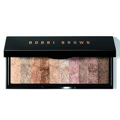 Bobbi Brown Raw Sugar Shimmer Brick Eye Palette