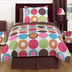 bright teen bedding queen google search
