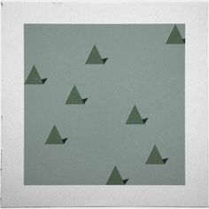 #45 The eight trees puzzle – A new minimal geometric composition each day