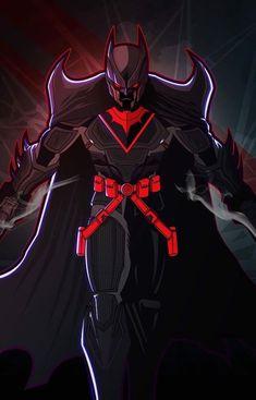 Batman Redesign, Batman Arkham Origins, Deathstroke, Jason Todd, Batman Art, Bat Family, Bats, Cowl, Character Design