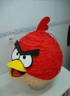 Angry Birds Birthday Cake, Birthday Pinata, Pinata Party, Princess Pinata, Cumpleaños Angry Birds, Moana Coloring, Ideas Para Fiestas, Party Stores, Craft Party