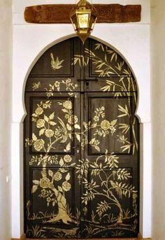 Hermosa puerta
