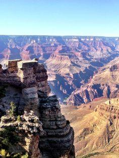 Grand Canyon National Park, Arizona. June 2013