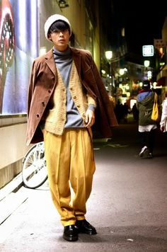 ICCHO STYLE BLOG -TOKYO STREET STYLE MAGAZINE: 成田 凌 Young Fashion, Boy Fashion, Winter Fashion, Mens Fashion, Harajuku Fashion, Japan Fashion, Street Style Magazine, Tokyo Street Style, Current Fashion Trends