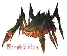 Project Copernicus by Nicholas Kole, via Behance