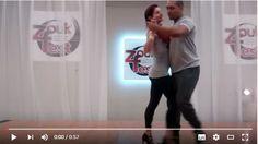 How to do Brazilian Zouk Dance Steps Moves Intermediate | Dance Surfing