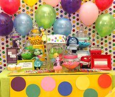 Zoe turns 5 | CatchMyParty.com