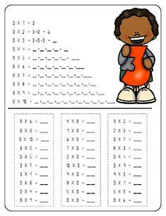 Portal Escola: Multiplicação 2nd Grade Worksheets, School Worksheets, Teaching Multiplication, Teaching Math, Math For Kids, Activities For Kids, School Frame, Exercise For Kids, Science Fair