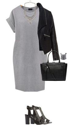 12 stylish plus size fall work outfits