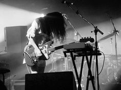 See Blonde Redhead pictures, photo shoots, and listen online to the latest music. Music Film, Art Music, Redhead Pictures, Blonde Redhead, Robert Smith The Cure, Band Photography, Women In Music, Tour Posters, My Melody
