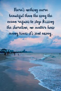 Short & Funny Beach Quotes on Love & Life | 117 Beach Quotes
