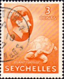 Seychelles 1938 King George VI SG 136a Fine Mint Scott 127 Other Seychelles Stamps HERE