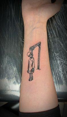 @westend_tattoo @westendtattoobp #westendtattooandpiercing #tattoo #wrist tattoo #linework tattoo #small tattoo #tetoválás #csukló tetoválás #kis tetoválás #skeletontattoo #csontváztetoválás Skeleton Tattoos, Small Tattoos, Piercing, Little Tattoos, Piercings, Small Tattoo, Mini Tattoos, Tiny Tattoo, Body Piercings