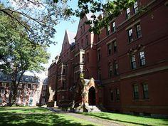 In Harvard Yard. DiscoverHarvard.com.