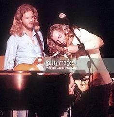 Don Felder & Joe Walsh #eagles Joe Walsh Eagles, Bernie Leadon, Randy Meisner, Eagles Band, Glenn Frey, Hotel California, American Music Awards, Rock Bands, Rock And Roll