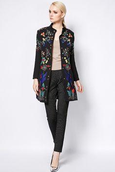 388ce62b985 Click to Buy    Fashion Coat 2016 Autumn Winter New Fashion Slim Long.