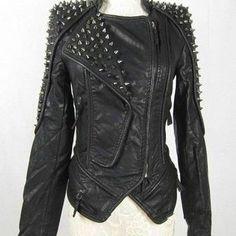 rivet jacket - Google Search