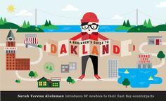 Beginner's Guide to Oakland #Oakland