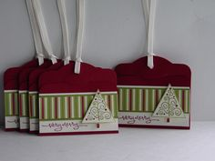 Hoopla Holiday Tree Tags (December 2, 2010)