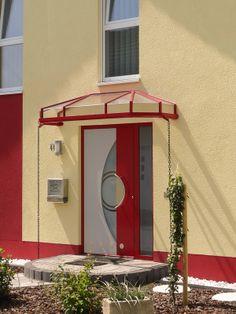 edelstahlvordach z rich ein rundbogen echtglas vordach mit zwei edelstahlhalterungen. Black Bedroom Furniture Sets. Home Design Ideas