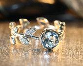 Items similar to Handmade 9x9mm Cushion Aquamarine Ring in 14k Yellow Gold Aquamarine Engagement Ring Bezel Blue Gemstone Ring (Custom Made Ring ok) on Etsy, a global handmade and vintage marketplace.