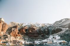 Sunset Oia Sailing Crouise - Santorini, Greece