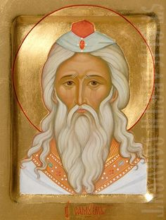 A Handpainted Icon of Holy Prophet Samuel.    View all available sizes here: https://catalog.obitel-minsk.com/painted-icon-of-st-samuel-prophet-imp-020112.html    #CatalogOfGoodDeeds #Orthodoxy #OrderIcon #Iconography #BuyIcon #Icon #OrthodoxIcon