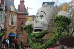 Epcot Flower and Garden Festival 2014 report. Mouse University Online.
