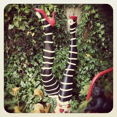 DIY halloween decoration ideas using mannequins