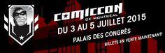 Comiccon de Montréal Montreal, Science Fiction, Broadway Shows, Comic Con, Sci Fi